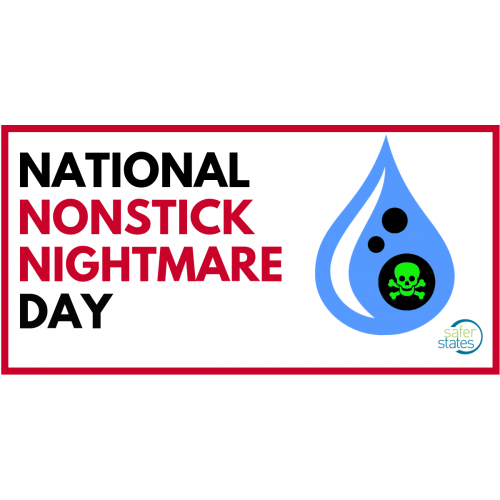 Safer States :: National Nonstick Nightmare Day
